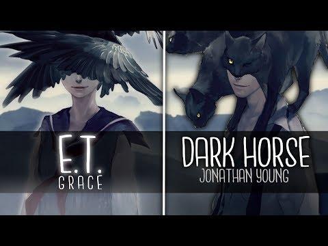 Xxx Mp4 Nightcore ↬ Dark Horse X E T Switching Vocals MASHUP 3gp Sex