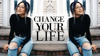 5 Tips That Will Change Your Life | HOW TO ATTRACT POSITIVITY & SUCCESS