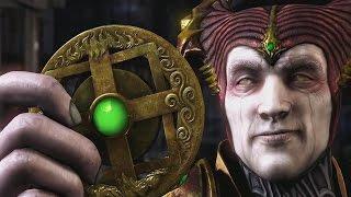 Mortal Kombat X - All Endings including all DLC (Multilanguage subtitles)