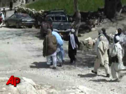 Eastern Afghanistan Hit by Two Earthquakes