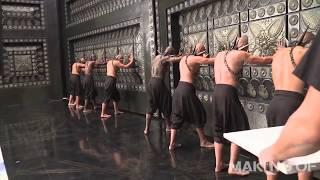 На съемочной площадке 300 спартанцев: расцвет империи
