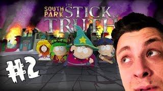 Égj r*banc..ÉÉGJ!!! South Park the Stick of Truth | TheVR Gameplay #2