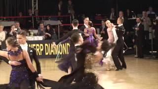 Antwerp Diamond Cup 2017 - Tango - Ciccio and Jasmijn