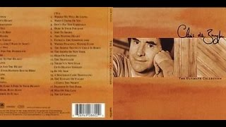 Chris de Burgh - The Ultimate Collection CD 1 (audio)