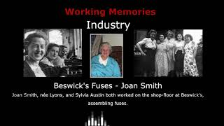 Joan Smith Beswick's Fuses