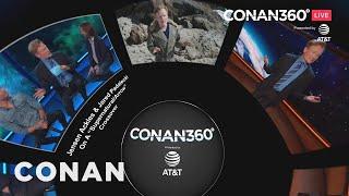 CONAN360° Screening Room: Conan Returns To San Diego