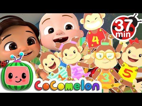 Xxx Mp4 Five Little Monkeys More Nursery Rhymes Amp Kids Songs CoCoMelon 3gp Sex