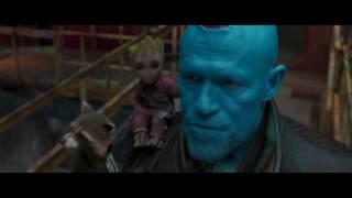 Guardians of the Galaxy Vol. 2 - Yondu arrow killing scene [HD]
