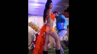 Nude dance with  Hindi song habbi mast hai tu