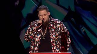 'Human' by Rag'n' Bone Man wins British Single | The BRIT Awards 2018