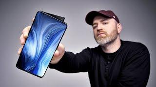 A Very Futuristic Smartphone...