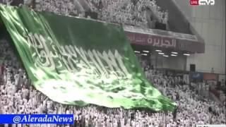 تيفو جماهير مباراة الامارات والسعودية | 29 مارس 2016