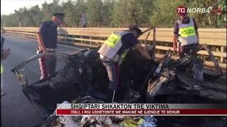 Aksident në Itali, shqiptari shkakton tre viktima - News, Lajme - Vizion Plus