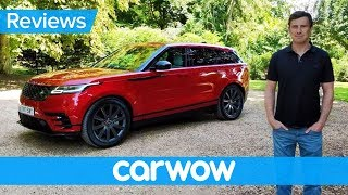 Range Rover Velar 2018 SUV in-depth review | carwow Reviews