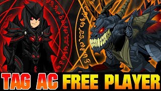 aqw red dragon