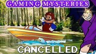 Gaming Mysteries: Mario Takes America (CDI) CANCELLED