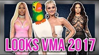 DENÚNCIA FASHION - LOOKS VMA 2017 ft. Maíra Medeiros | Diva
