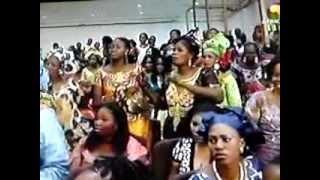 Faty Kouyate et Baba Niamey Grand Sumu du 8 Mars By MrBamakomusic.MP4