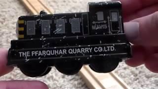 Thomas Wooden Railway Review: Mavis at the Quarry
