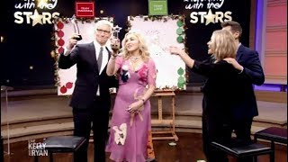 Madonna - Chats Career, Kids & Plays Sketching With Stars - Ryan & Kelly