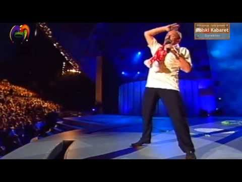 Marcin Daniec Mundial Kabaret