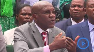 Bonny Khalwale dares disgruntled ODM to quit Nasa