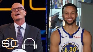 Steph Curry talks all things Golden State Warriors | SC with SVP | ESPN