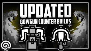 *UPDATED* Kulve Taroth Counter Builds for Light & Heavy Bowguns  | Monster Hunter World