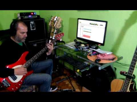 Sterling by Musicman  SB14 funk slap