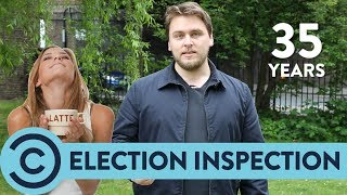 The Price Of Housing Is Too Damn High - Election Inspection | Comedy Central UK