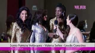 Final Miss Panama 2015