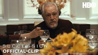 'Thankful' Ep. 5 Official Clip   Succession   HBO