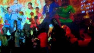 Junction lo song in AAGADU (chennai fans)