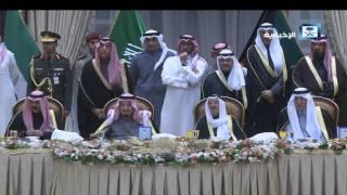 قصيدة حمود المري في حفل خادم الحرمين الشريفين بالكويت