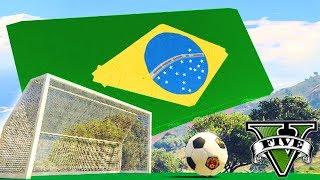 GTA V Online: A MITAGEM do HEXA DO BRASIL!! (+NOVA PARCERIA)