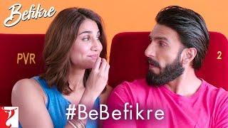 Be Bhukkad - Be Befikre at the Cinemas