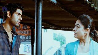 Nayanthara Superb Dialogue - Krishnam Vande Jagadgurum Movie Scene