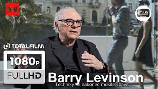 53. MFF KV - Barry Levinson rozhovor