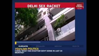 Delhi Sex Racket: Police Allegedly Detained Russian Girl Illegally