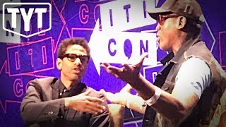 Dennis Rodman Interview with Toure at Politicon 2018