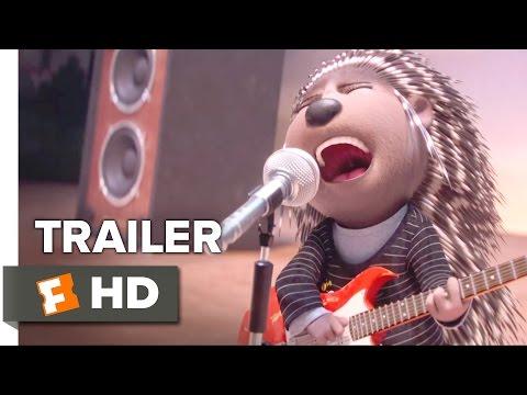 Sing TRAILER 1 (2016) - Scarlett Johansson, Matthew McConaughey Animated Movie HD