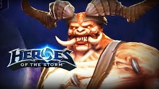 ♥ Heroes of the Storm (Gameplay) - The Butcher, Going In (HoTs Quick Match)