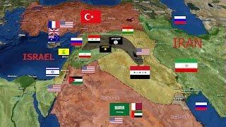 ISRAEL VS IRAN  -  Military Power Comparsion 2017