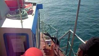 Travessia para Ilha de Tevira
