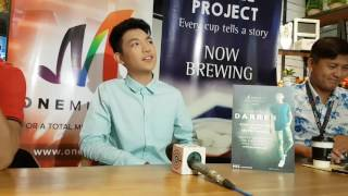 Darren Espanto on being a recipient of numerous awards