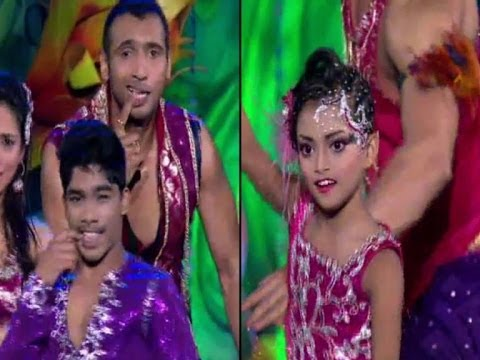 Sonali-Sumant does a 'Dhating-Naach'