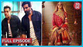 Salman–Akshay Avoid Each Other | 'Padmavati' Gets Banned In Bihar & More