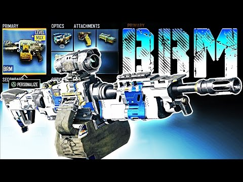 BEASTLY BRM SETUP! 💪 Get Easy Kills in Black Ops 3! (EPIC CLASS SETUP)