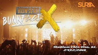 Konsert BunkfaceX 'Live' @ Suria