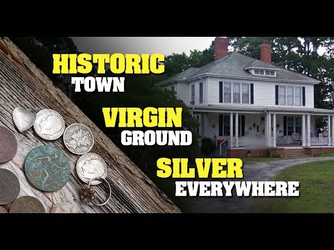 Xxx Mp4 Old House In Small Historic Town Loaded With SILVER Virgin Ground 3gp Sex